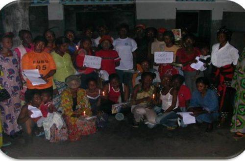 Article : La femme et le développement