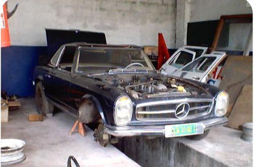 Article : Le véhicule congolais