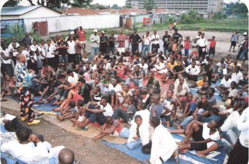 Article : Kinshasa : Le changement de mentalités