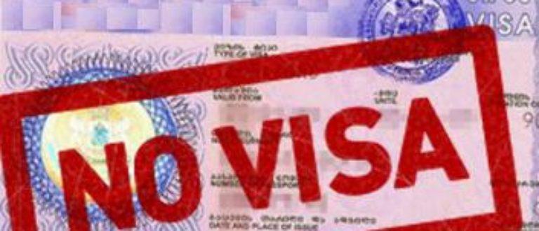 Article : Pas de visa pour le « Jeune Congolais »
